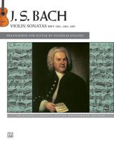 Bach Violin Sonatas For Guitar