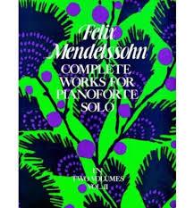 Mendelssohn-Bartholdy Felix : COMPLETE WORKS VOL.2