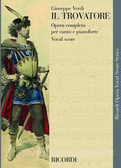 Verdi Giuseppe : TROVATORE