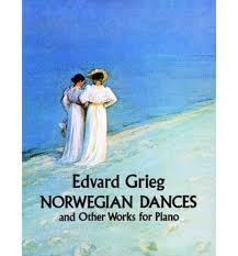 Grieg Edvard : Norwegian Dances And Other Works