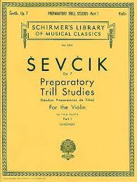 Preparatory Trill Studies, Op. 7 - Book 1