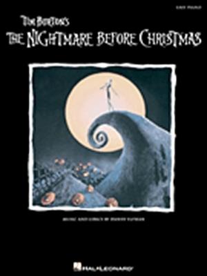 Nightmare Before Christmas Easy Piano