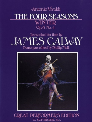 Vivaldi Four Seasons Winter Op. 8 No4 Galway Flûte (Les quatre saisons)