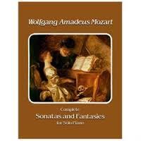 Mozart Wolfgang Amadeus : SONATAS & FANTASIES COMPLETE