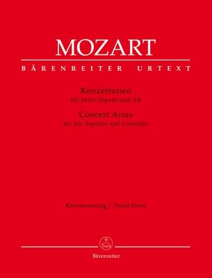 Concert Arias III For Soprano
