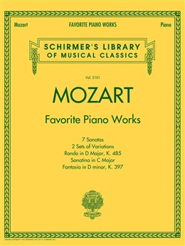 Mozart Wolfgang Amadeus : Mozart: Favorite Piano Works