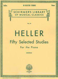 50 Selected Studies - From Op. 45, 46, 47