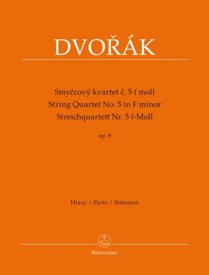 String Quartet #5 In F Minor Op. 9