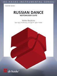 Russian Dance / Tschaikowsky, Arr. Holder - Ensemble De Clarinettes