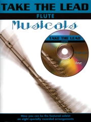 Take the Lead. Musicals (flute/CD)