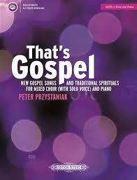That's Gospel