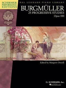 25 Progressive Studies, Op. 100