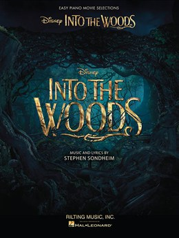 Sondheim Stephen : Into The Woods: Easy Piano Selections From The Disney Movie