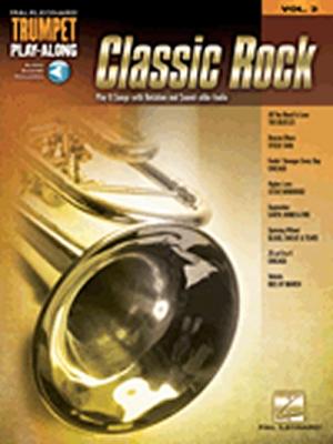 Trumpet Play Along Vol.03 Classic Rock + Audio Access