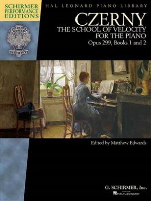 Czerny - School Of Velocity, Op. 299