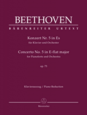 Concerto #5 In E-Flat Major For Pianoforte And Orchestra Op. 73