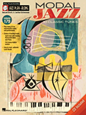 Jazz Play Along Vol.177 Modal Jazz