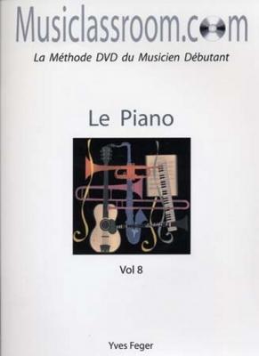 Musiclassroom Piano Dvd Vol08
