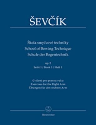 School Of Bowing Technique Op. 2