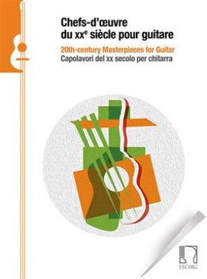 Chefs-d'Oeuvre Du XXe Siècle Pour Guitare