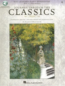 Journey Through The Classics: Book 4 (Book/Online Audio)