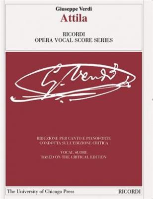 Verdi Giuseppe : Attila