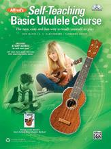 Alfreds Self Teaching Ukulele (with CD)
