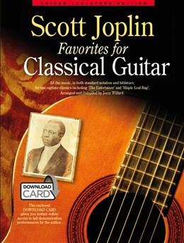 Favorites For Classical Guitar - Book/Download Card