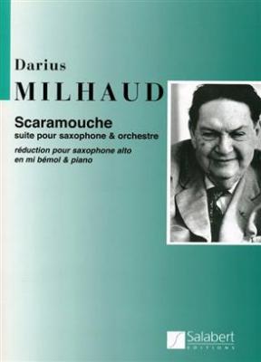 Scaramouche Reduction Pour Clarinette En Si Bem Et Piano