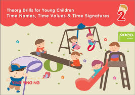 Poco Theory Drills : Time Names, Values…