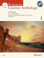 Romantic Clarinet Anthology Vol.1