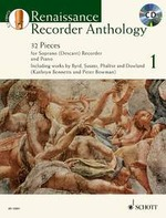 Renaissance Recorder Anthology Vol. 1