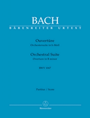 Orchestral Suite (Overture) B Minor Bwv 1067