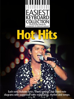 Autuers Divers : Easiest Keyboard Collection: Hot Hits