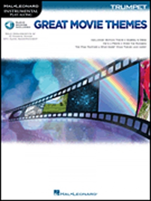 Instrumental Play Along : Great Movie Themes - Book-Online Audio