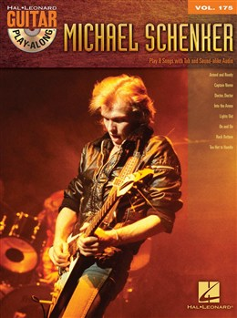 Schenker Michael : Guitar Play-Along Volume 175: Michael Schenker