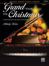 Bober Melody : Grand Solos For Christmas 4 (piano)