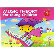 Music Theory For Young Children, Book 1 - 2Nd Edition