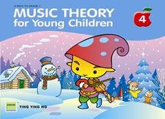 Music Theory For Young Children, Book 4 - 2Nd Edition