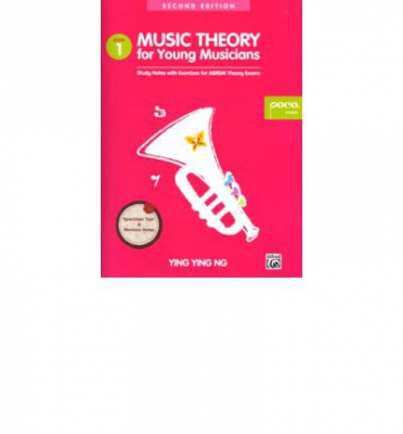 Music Theory For Young Musicians, Book 1 - 2Nd Edition