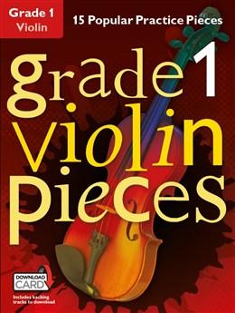 Grade 1 Violin Pieces - Book - Audio Download