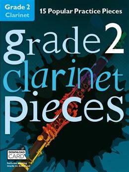 Grade 2 Clarinet Pieces (Book/Audio Download)