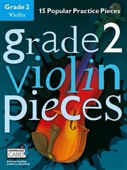 Grade 2 Violin Pieces (Book/Audio Download)
