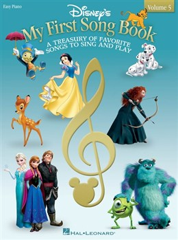 Disney's My First Songbook : Vol.5 - Easy Piano