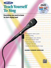 Teach Yourself To Sing (with DVD/code)