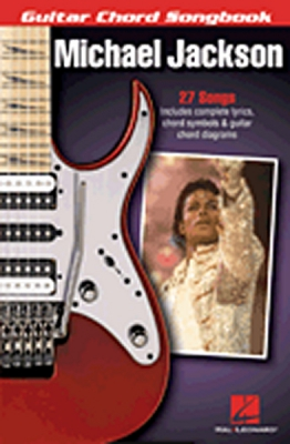 Jackson Michael : Michael Jackson - Guitar Chord Songbook