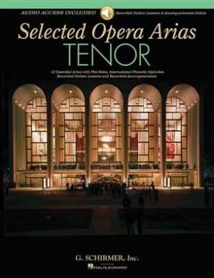 Selected Opera Arias -Tenor
