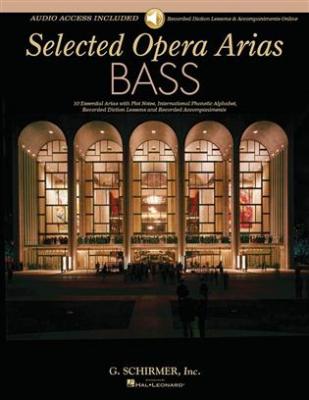 Selected Opera Arias -Bass