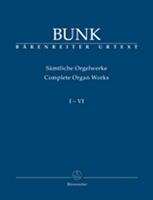Complete Organ Works, Volumes I-Vi