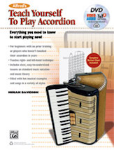 Teach Yourself Play Accordian - With Dvd
